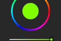 Android App zum Steuern der RGB-LED